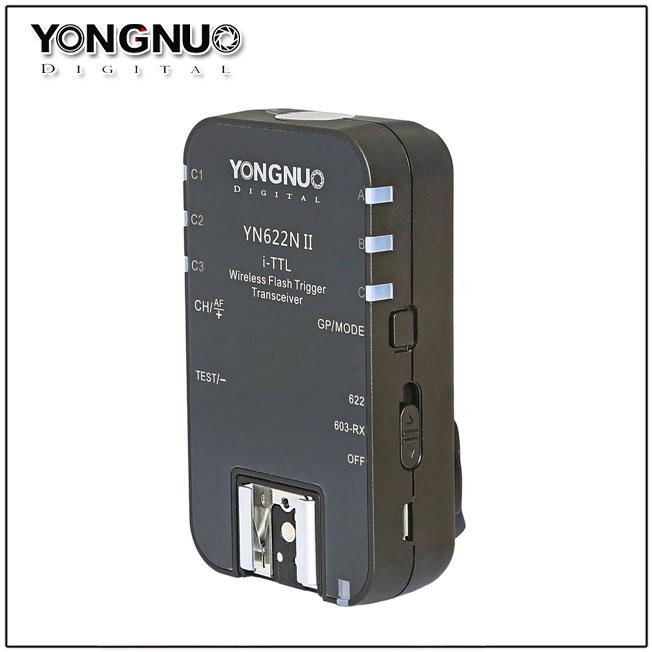 YN-622N Mark II Yongnuo Wireless TTL Flash Trigger Transceiver for Nikon