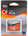 Memory Card Team CF 233X 16 GB